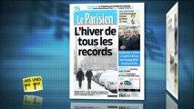 Revue de presse Unes 1ère - Revue de presse du 13 mars 2013