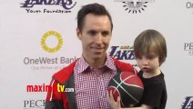 Steve Nash Lakers Casino Night After Lakers-Bull Game March 10, 2013
