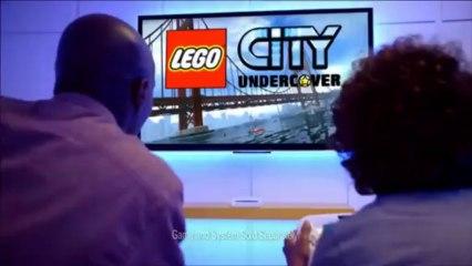 Pub télé véhicules de LEGO City Undercover