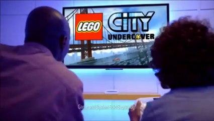 Pub télé déguisements de LEGO City Undercover