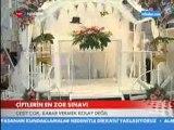 TRT Haber - Haberler - Evlilik ve Ev Tekstili Fuarı Haberi - 11.03.2013