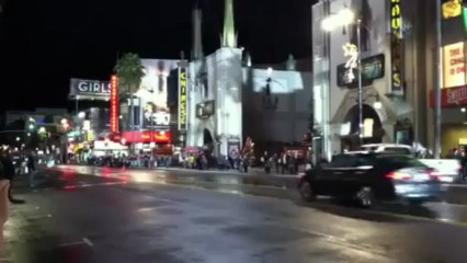 Filming - Chinese Theater - Featurette Filming - Chinese Theater (Anglais)