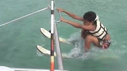Initiation au Ski nautique