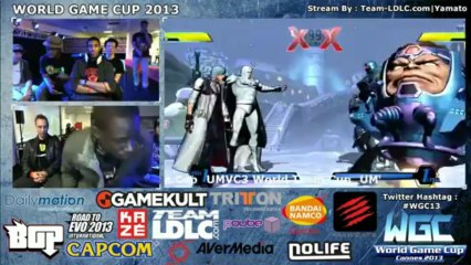 WGC 2013 World Team Cup UMVC3 Part 2