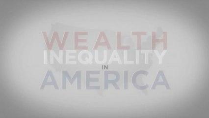 Inégalité des richesses aux Etats-Unis