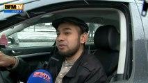 Neige: les conseils de conduite d'un chauffeur de taxi parisien - 12/03