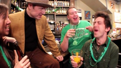 St. Patrick's Day Drinking Game