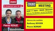 20130311-Discours des candidats-Meeting de soutien au Front de gauche-Beauvais