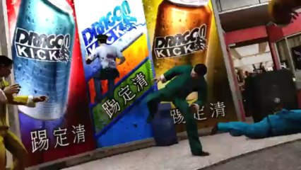 Year of the Snake DLC Trailer de Sleeping Dogs