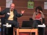 """Jeff Moyer 30 ans de comparaison agriculture biologique - fédération nationale de l'agriculture biologique (FNAB) et la SPAS organisateur du salon """"vivre autrement"""""""