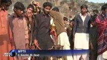 Pakistan: les combats de chien, pratique illégale mais populaire