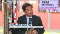 Nicolas Dufourcq, DG de la Banque Publique d'Investissement - 12 mars - BFM : Le Grand Journal 1/4
