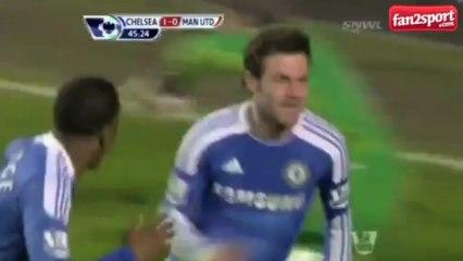 Özil vs Mata : Le clash !