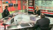 Nicolas Dufourcq, DG de la Banque Publique d'Investissement - 12 mars - BFM : Le Grand Journal 2/4