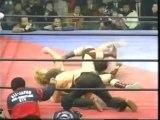 Nick Bockwinkel (c) vs Jumbo Tsuruta (c) - (AJPW 02/23/84)
