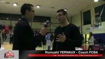 Interview Romuald YERNAUX- Entraîneur FCBA (Charleville-Mézières) LFB