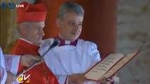 """Habemus Papam"" : l'Argentin Bergoglio élu pape"