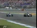 Juan Pablo Montoya Vs Kimi Raikkonen