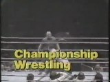 WWF CHAMPIONSHIP WRESTLING - SATURDAY JUNE 14, 1980