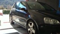 ::: o2programmation ::: Volkswagen Golf 2.0L TDICR 140@190ch, Optimisation Moteur sur banc de puissance Marseille PACA