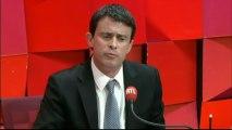 """Manuel Valls : """"Marseille est malade de cette violence"""""""