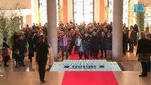 Vidéo Puteaux: Accueil des nouveaux arrivants de Puteaux