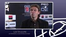 Les Parrains de la LNR: les valeurs et l'apport du rugby