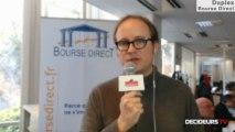 """14/03/13 : Les Experts de Bourse Direct dans l'émission """"Duplex Bourse"""" sur Décideurs TV"""