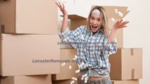 House Removals Leicester Removals Companies Man and Van Movers