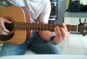Sexion D'Assaut Désolé guitare