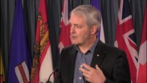 Marc Garneau drops out of the Liberal leadership race