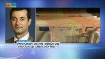 Financements des PME, la titrisation, une solution ? Gilles Moec dans Intégrale Bourse - 14 mars