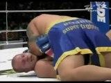 Fedor Emelianenko vs. Mark Hunt