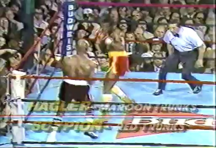 Marvin Hagler vs Wilford Scypion 1983-05-27