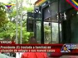 Presidente Maduro traslada en Metrobús a familias hasta sus nuevas viviendas
