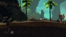The Cave Partie 11 - L'île déserte
