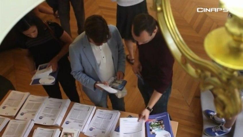Centre d'Analyse Stratégique - Journées Européènnes du Patrimoine - Jean monnet - Paul-Ernest Sanson - Deux bâtisseurs