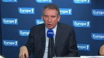 """Livrer des armes aux rebelles syriens : François Bayrou """"très interrogatif"""""""