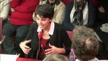 Najat Vallaud-Belkacem : L'invité du jour du  15/03/2013 dans A La Bonne Heure