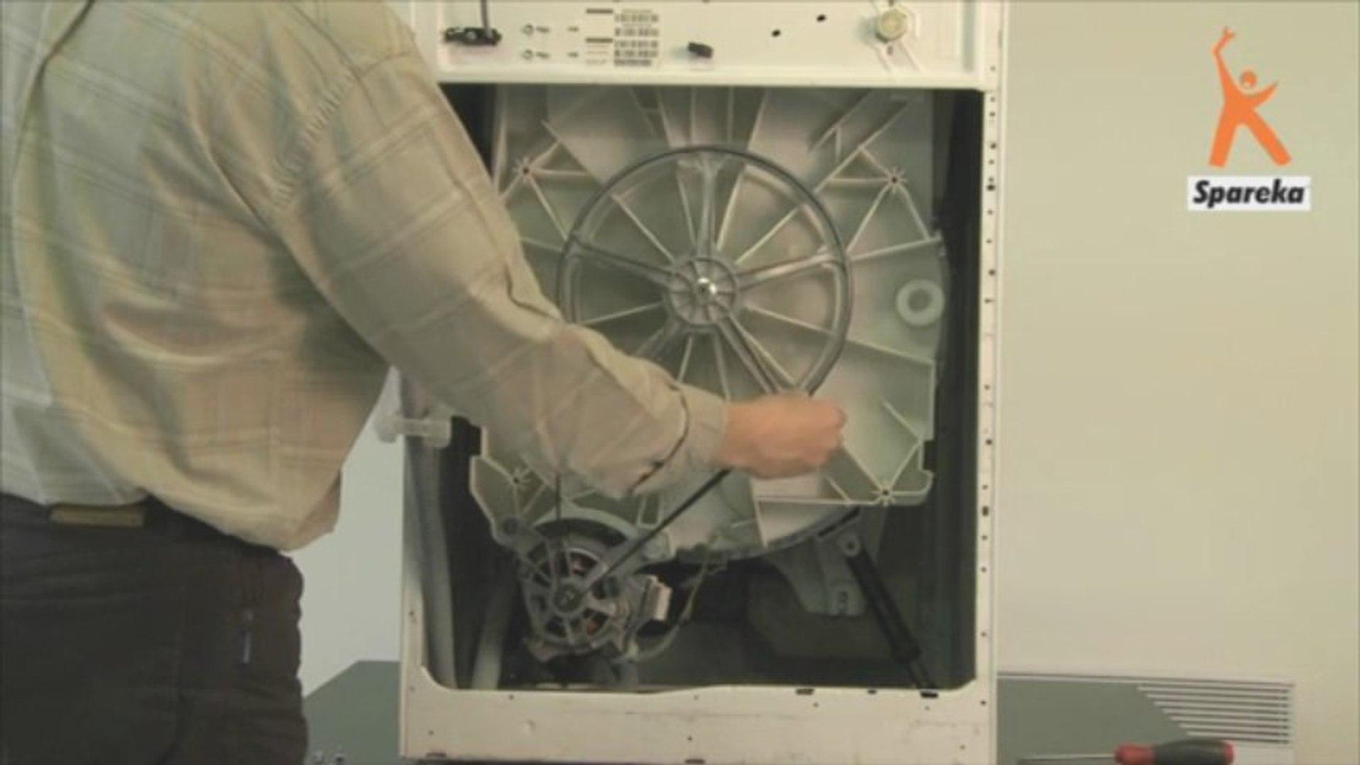 Remplacer Les Charbons Sur Le Moteur De Votre Machine A Laver