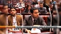 Egypte : L'opposition dénonce l'appel de Mohamed Morsi