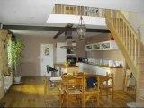 AG2643 Vente immobilier Gaillac. Entre Cordes et Gaillac, Charmante maison rénovée de 185 m² SH, 4 grandes chambres, jardinet intime de 200 m²