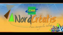 CAP NORD N° 1 - La pépinière d'entreprises de CAP Nord, NordCréatis - Volet 1/3
