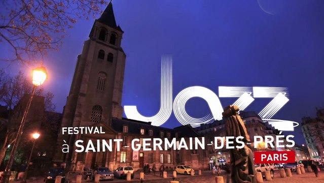 Bande annonce du 13ème Festival Jazz à Saint-Germain-des-Prés Paris