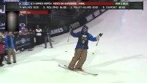 X-Games - David Wise - Ski SuperPipe Gold -  Aspen - 2013