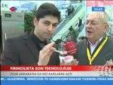 TRT Haber - Haberler - Fırıncılık Teknolojileri Fuarı Haberi 14.03.2013