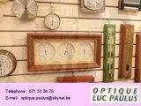 Opticien Optique Luc Paulus Charleroi 6000 hainaut
