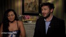 Uinterview.com: Chris O'Dowd & Jessica Mauboy on 'The Sapphires'