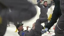 Paying passengers experience weightlessness