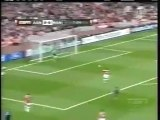2009 (May 5) Arsenal (England) 1-Manchester United (England) 3 (Champions League)